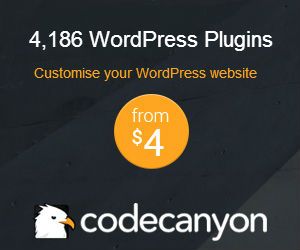 Code Canyon WordPress Plugins