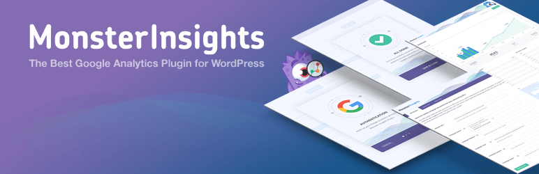 Monster Insights - Best Google Analytics Plugin For WordPress