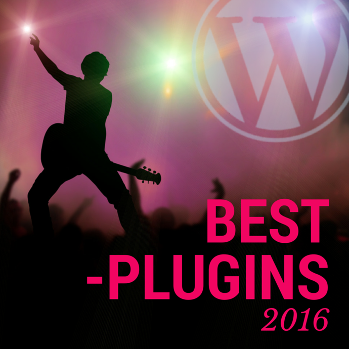 The Best WordPress Plugins 2016