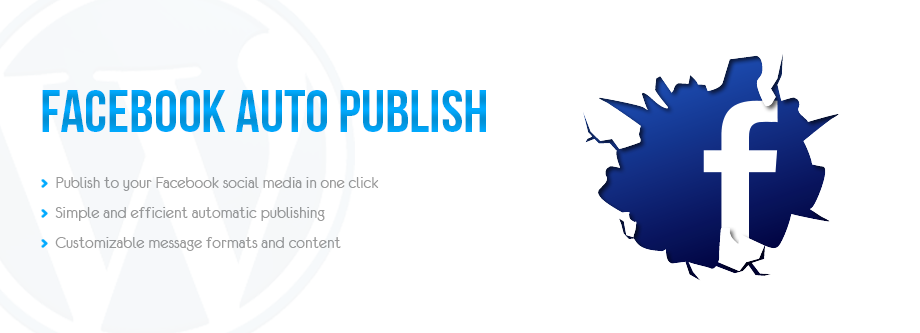 Facebook auto publish