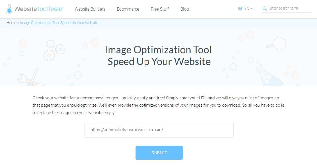 free image compressor tool