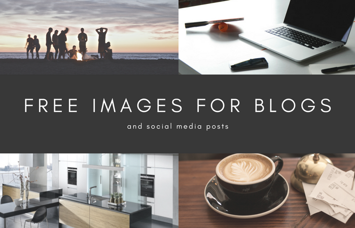 8 Sites With Free Images for Blogs & Social Media Posts