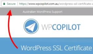 Wordpress Ssl Certificates Australia Installation Setup Only 199
