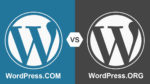 WordPress.org Versus WordPress.com – What's The Difference?